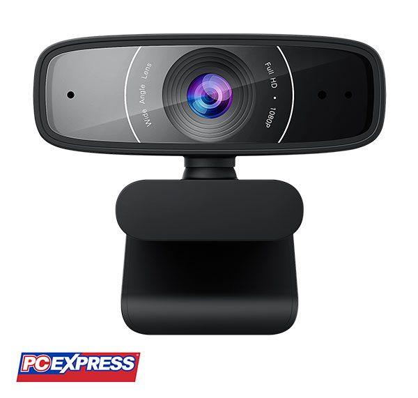 Asus Webcam C3 USB Gaming and Multimedia Camera