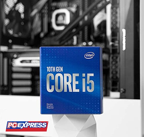 Intel Core i5-10600 Processor (12M Cache, 6 Cores, 12 Threads, up to 4.80 GHz)