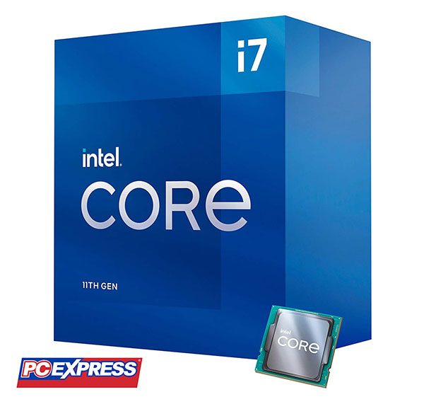 Intel Core i7-11700 Processor (16M Cache, 8 Cores, 16 Threads, up to 4.90 GHz)