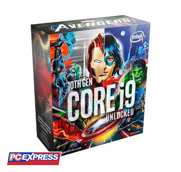 Intel Core i9-10850KA Processor (20M Cache, 10 Cores, 20, Threads, up to 5.20 GHz)