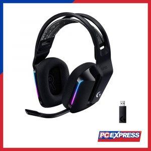 LOGITECH G733 Lightspeed RGB Wirelesse Gaming Headset (Black)